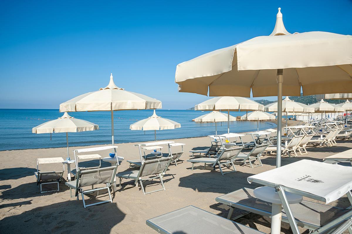 Spiaggia Hotel DonnaRumma